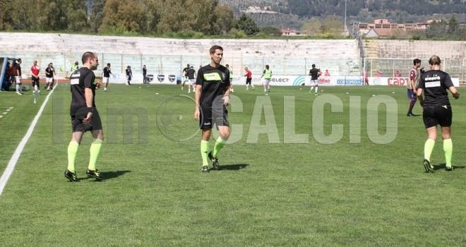 Serie C girone C: gli arbitri designati per la 2° giornata di ritorno