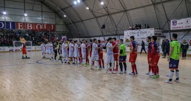 Feldi Eboli - Lazio Calcio a 5