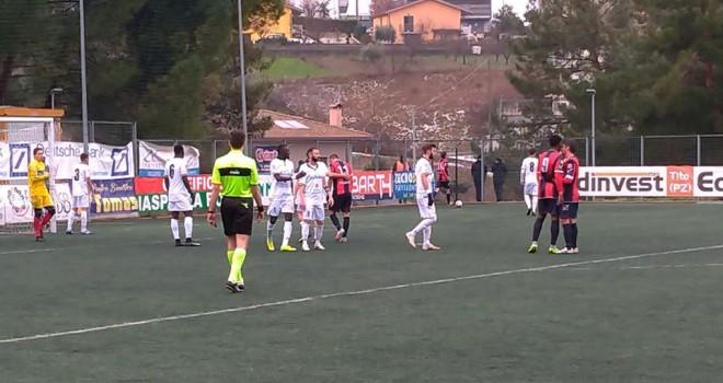 COPPA ITALIA D - Il Messina sbanca Picerno e passa ai quarti (2-4)