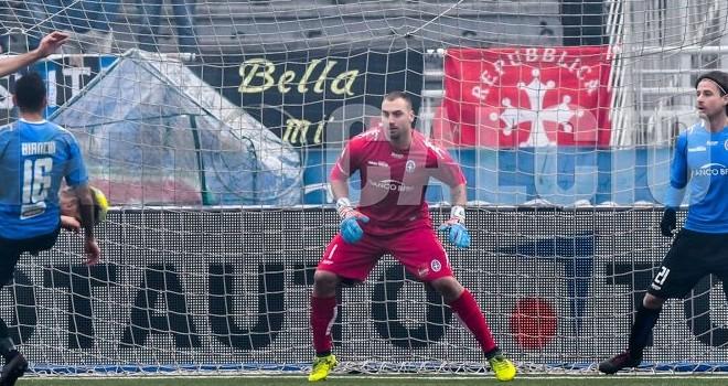 Benedettini, 4 gol ed un rigore parato