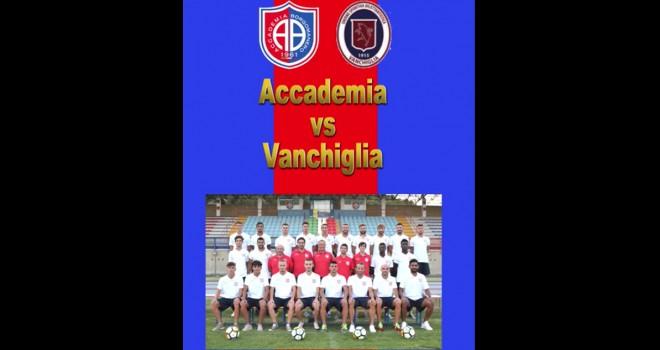 Accademia Borgomanero - Vanchiglia