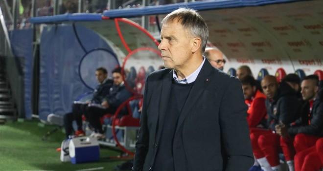 Piero Braglia, allenatore dei lupi