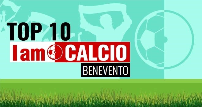 TOP 10 Ottobre. Benevento primo, P. Puglianello e Ponte sul podio