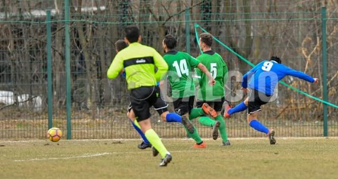 Repossini-gol, la Sparta passa a Vogogna