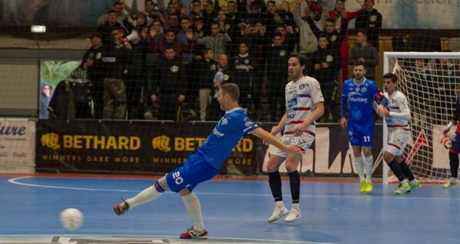 Maritime Futsal Augusta - Feldi Eboli