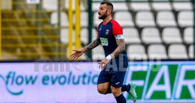 Piacenza-Gozzano 2-1, la prima sconfitta esterna è di rigore