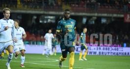 UFFICIALE - Billong dal Benevento al Foggia in prestito