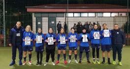 C5 Fem. Il Gianni Loia schianta il Saturnino Calcio: finisce 6-0