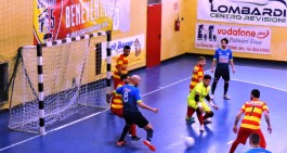 Lo Sporting Limatola espugna il PalaFerrara: il Benevento5 perde 2-1