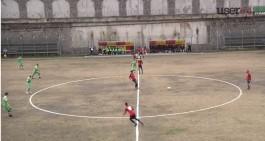Positano-San Tommaso si decide nel finale: la sintesi - VIDEO