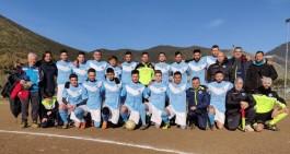 Il New Cales rimonta la Tonino Cisterna: al Comunale finisce 2-1