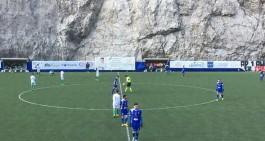 Costa d'Amalfi-Virtus Avellino 1-0: decide Vigorito (VIDEO)