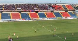 VIDEO - Cerignola sconfitto a Taranto nel big match: 2-1 rossoblu