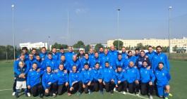 Abilitazione Allenatore UEFA B a Foggia: in 38 superano l'esame