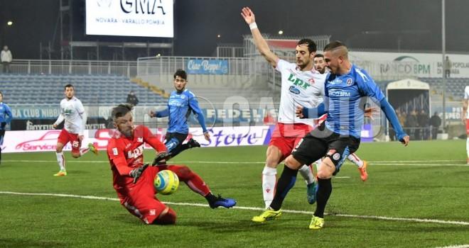 Eusepi sbatte contro Fumagalli