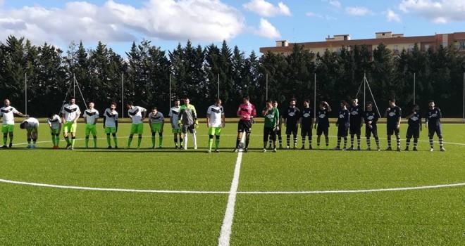 Real Sannicandro-Canosa 0-3