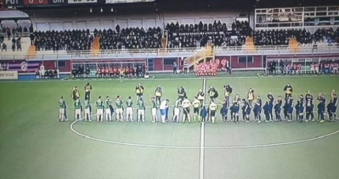 Primo successo al Viviani del 2019: il Potenza piega 2-0 il Siracusa