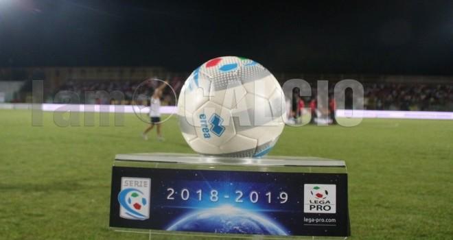 Serie C/C: cambiano gli orari di tre gare della 32esima giornata