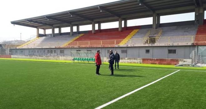 Nocerina-Bari senza tifosi ospiti: divieto ufficiale