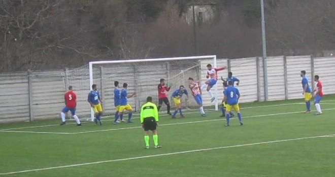 Il gol partita di Robilotta
