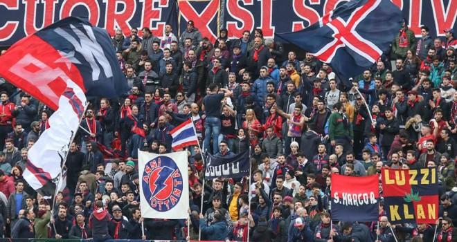 Cosenza, anche a Perugia previsti tanti tifosi rossoblù