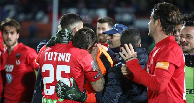 Cosenza, Palmiero e Tutino ancora insieme in Serie A?
