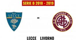 Lecce-Livorno: le formazioni ufficiali
