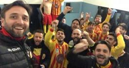 I Sanniti vincono il derby contro la Campana grazie a un super-Mandato
