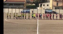 Gli highlights di Città di Vaglio-Pietragalla 0-1