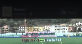 Il Castel S.Giorgio piega il Cervinara: la sintesi - VIDEO