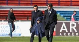 La Salernitana pensa al direttore sportivo Stefano Trinchera