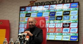 """Benevento. Bucchi: """"Venturato? Pensi ciò che vuole: vittoria meritata"""""""