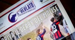 """Ecco """"L'Ululato"""", la nuova rivista ufficiale del Campobasso"""