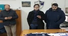 Atletico Pagani: il nuovo allenatore è Autieri