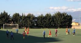 S. Antonio-Marcianise 1-1: qualificazione rimandata al ritorno