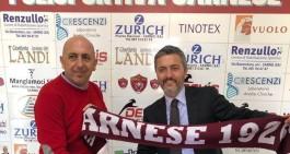 Sarnese: il nuovo allenatore è Alfonso Pepe