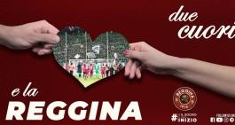 Reggina, un biglietto omaggio per tutti gli innamorati a San Valentino
