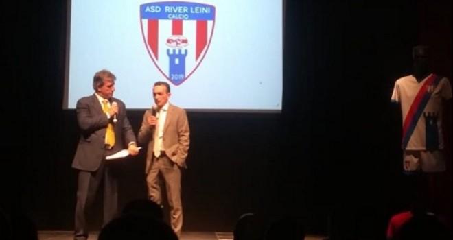 Presentazione River Leinì: Gino Pelella