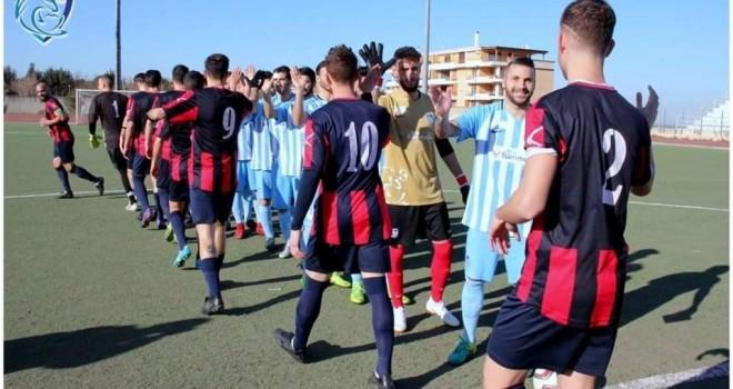Canosa Calcio (ph. Lucia Melcarne)