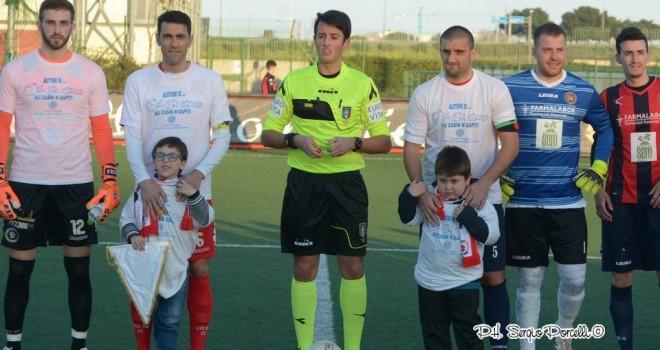 Canosa Calcio (Ph. Sergio Porcelli)