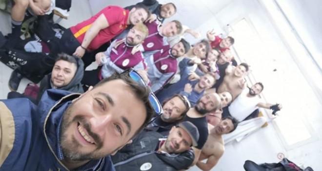 Festa in casa Rocca Calcio