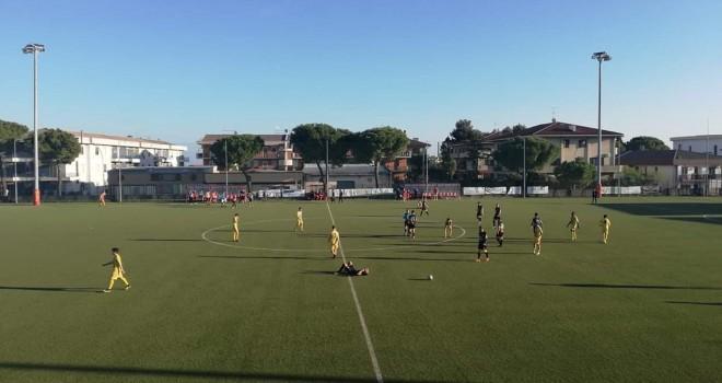 Vittoria giallogranata per 1-0
