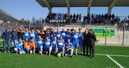 La T. Cisterna vince il derby del Taburno: C.A. Luzzano battuto 2-0