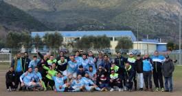 Troppo New Cales per il Club Amici di Luzzano: i caleni vincono 6-0