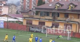 Valduggia-Oleggio 2-2, frena la capolista