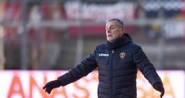 """Cosenza, Braglia: """"Danneggiati dal profumo dei play-off. Serve umiltà"""""""