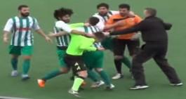 Calcio e pugno all'arbitro: tre anni e tre mesi a due calciatori