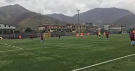 Il Salernum stende lo Sporting Pontecagnano e si avvicina ai playoff