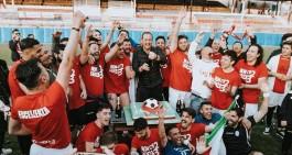 Il Lauria torna in Eccellenza vincendo il terzo campionato consecutivo