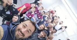 Rocca Calcio, poker al San Giacomo d'Acri e quarto posto consolidato